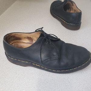 Vintage Dr.Martens Black Oxford size 10 women